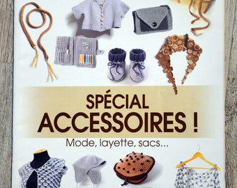 Easy crochet - Special designs accessories magazine