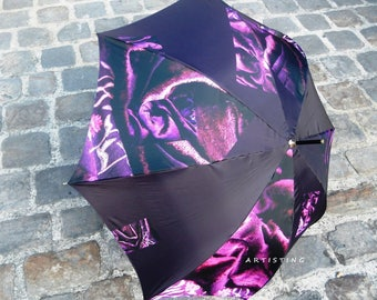 VELVET fine art - original creation umbrella