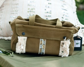 Military Issued Ammo Bag
