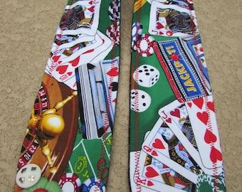 Unique one of a kind Las Vegas Camera Strap