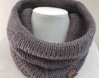 Double layer cotton cowl