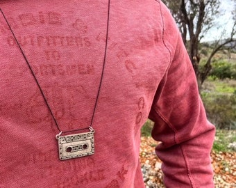 Camera Necklace, Photography Necklace, Camera Jewelry, Camera Strap, Camera Accessories, Men's Necklace, Women's Necklace, Greek Jewelry