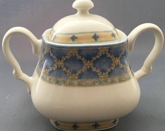 Churchill Ports Of Call Prague Lidded Sugar Bowl Tea