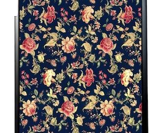 Vintage Floral Pattern For iPad 2/3/4, iPad Mini 1/2 and iPad Air