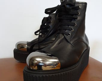 Platform Karl Lagerfeld Boots size 39