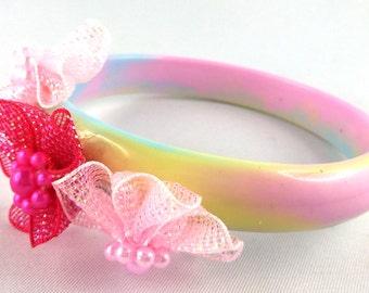Bangle, Resin, Bracelet