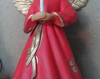 Candlelight angel
