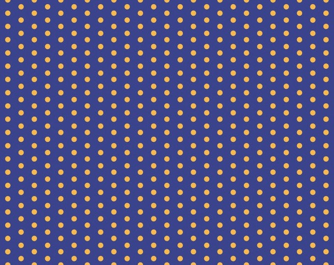 Dot Crazy by Benartex - Playground Purple - Cotton Woven Fabric