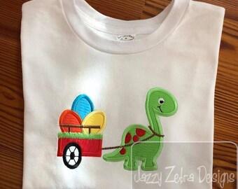 dinosaur easter egg etsy