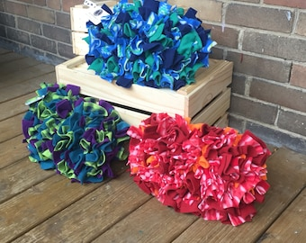 "CUSTOM Snuffle Mat - Medium 12"" x 6"" (Dog Toy / Slow Feeder / Puzzle Toy / Sniffing Mat)"