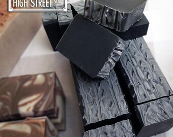 Activated Charcoal Soap with Tea Tree Essential Oil