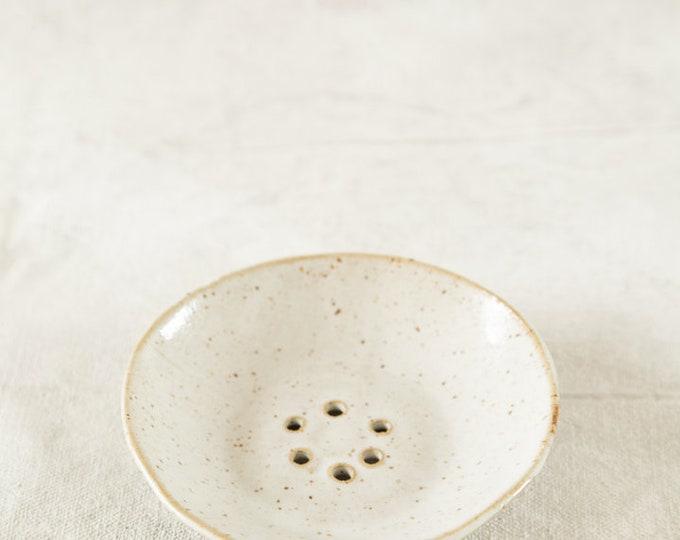 Paul Lowe Ceramics Soap Dish