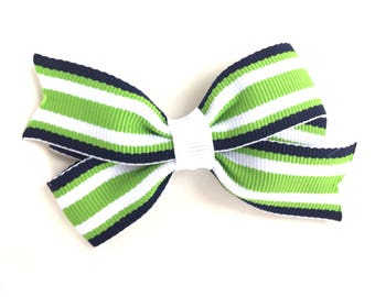 Girls hair bow - hair bows, girls hair bows, toddler hair bows, baby bows, bows, pigtail bows, hair bows for girls, toddler bows, hairbows