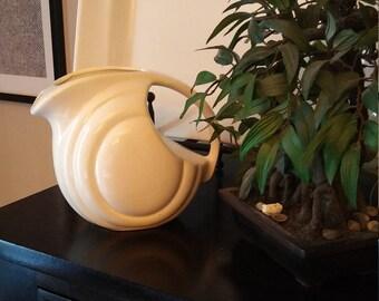 Vintage Mid Century Modern Art Deco/Nouveau Ceramic Pitcher