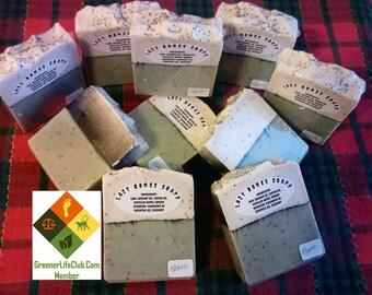 Apple Poppy Seed Soap