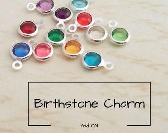 Add On A Birthstone Charm