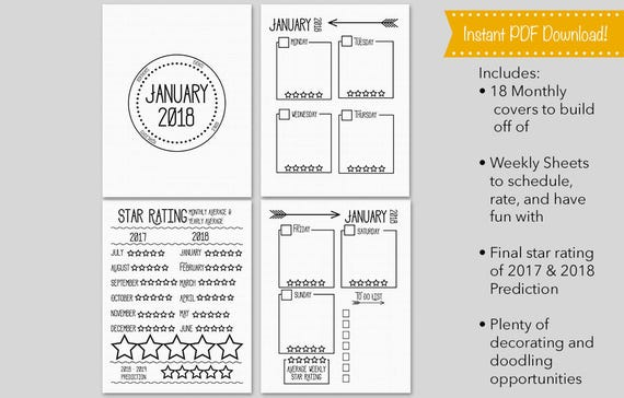 downloadable diary