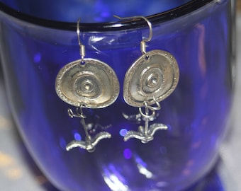 Proud Sunny Eagle Earrings