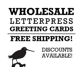 Wholesale greetings etsy wholesale letterpress greeting cards funny sarcastic edgy free shipping m4hsunfo Images