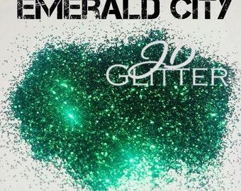 Emerald City Fine Glitter|| 2oz ||