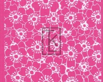 Sakura Cherry Blossom Flowers Silk Screen silkscreen