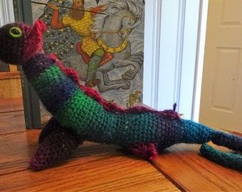 Crochet Sea Dragon