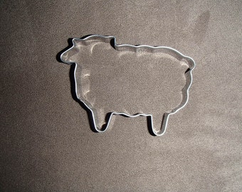 Scandinavian Swedish Easter Sheep Lamb Cookie Cutter #939457
