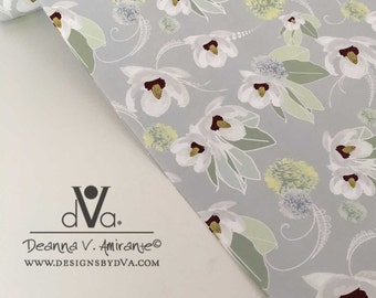 Amelia Floral Gift Wrap Wrapping Paper