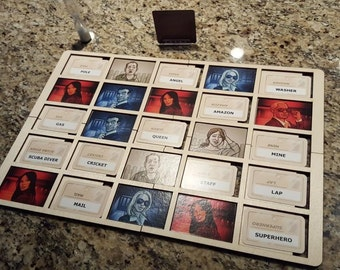 Game Organizer for Codenames