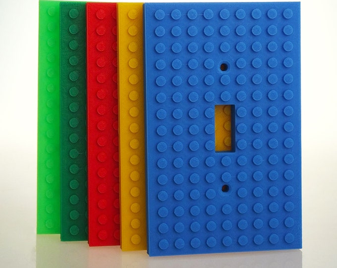 Lego - Light Switchplate Covers