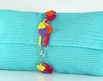 Heart Clutch/Handbag