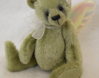 Apple Miniature Teddy Bear E-pattern