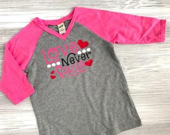 Girls Valentine Shirts The T Shirt