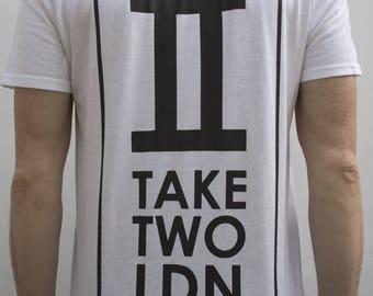 Take Two LDN Back Logo T-SHIRT