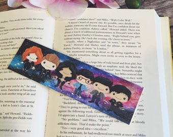 Shadow Hunter Inspired Bookmarks