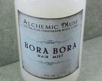 Bora Bora - Hair Mist - Detangler & Styling Primer - Limited Edition