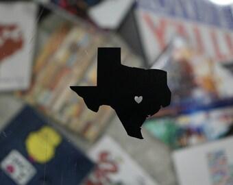 Austin Texas Decal
