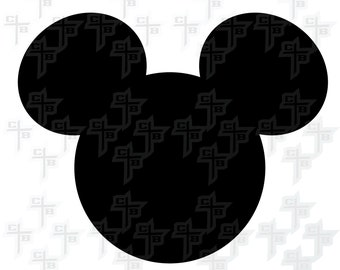 cute Disney Mickey Mouse svg Hipster Svg PNG Files Svg Files for Silhouette Cameo Svg Files for Cricut Files for Girls