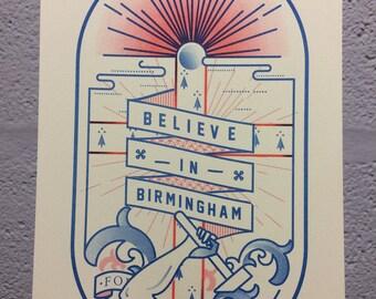 Believe In Birmingham