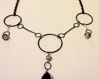 Dark Libra Necklace