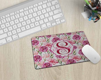 Personalized Mouse Pad, Mouse mat, Mousepad, Custom Mouse Pad, Monogram Mouse pad, Pad, Monogram Mousepad, Mouse Pad, Computer mouse pad