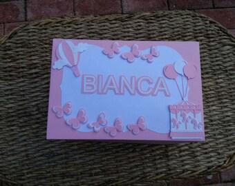 Souvenir Box memory Box gift Box