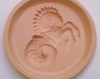 Hippocampus Cookie Mold