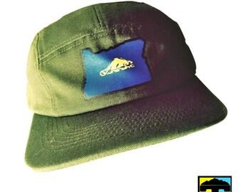 Oregon Flag Hat