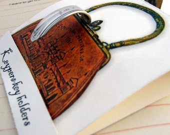 Finders Keypers - Key Ring from Recycled Silverware