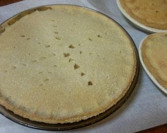Buckwheat Pastry (gluten free & dairy free)