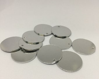 500pcs Raw Aluminum Blanks (Round Blanks) 18gauge