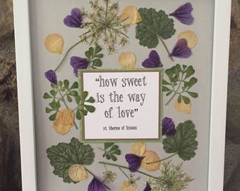 How Sweet is the way of love