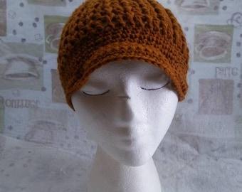 Crochet winter hats