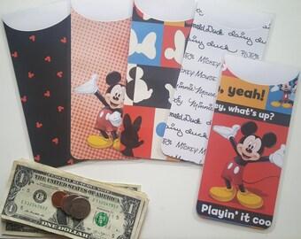 Laminated Cash envelope - 5 ct, For Budgeting, Cash Envelope System, Dave Ramsey #22